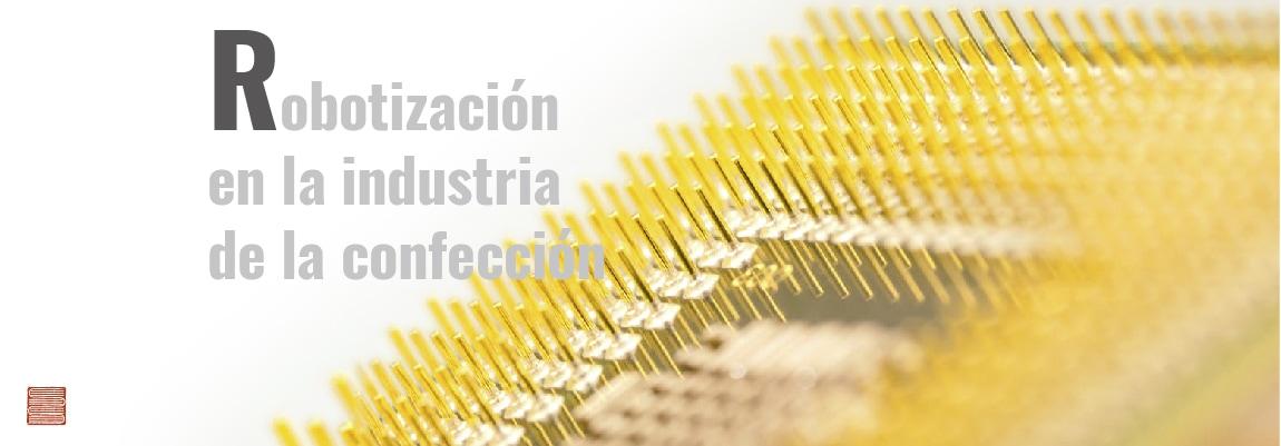 Robotización en la industria de la confección