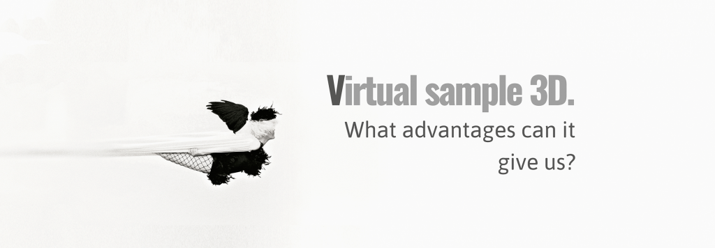 Virtual sample 3D. What advantages can it give us?