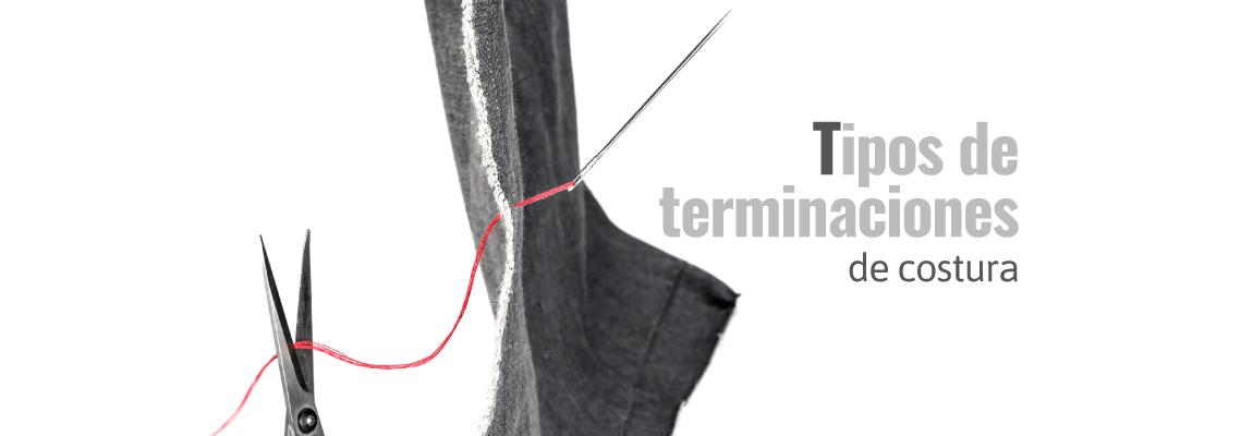 Terminaciones de costuras