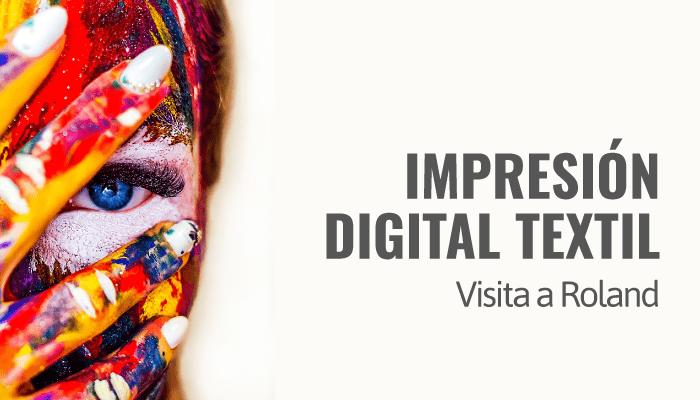 Impresión digital téxtil