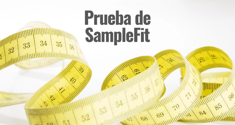 Prueba de SampleFit