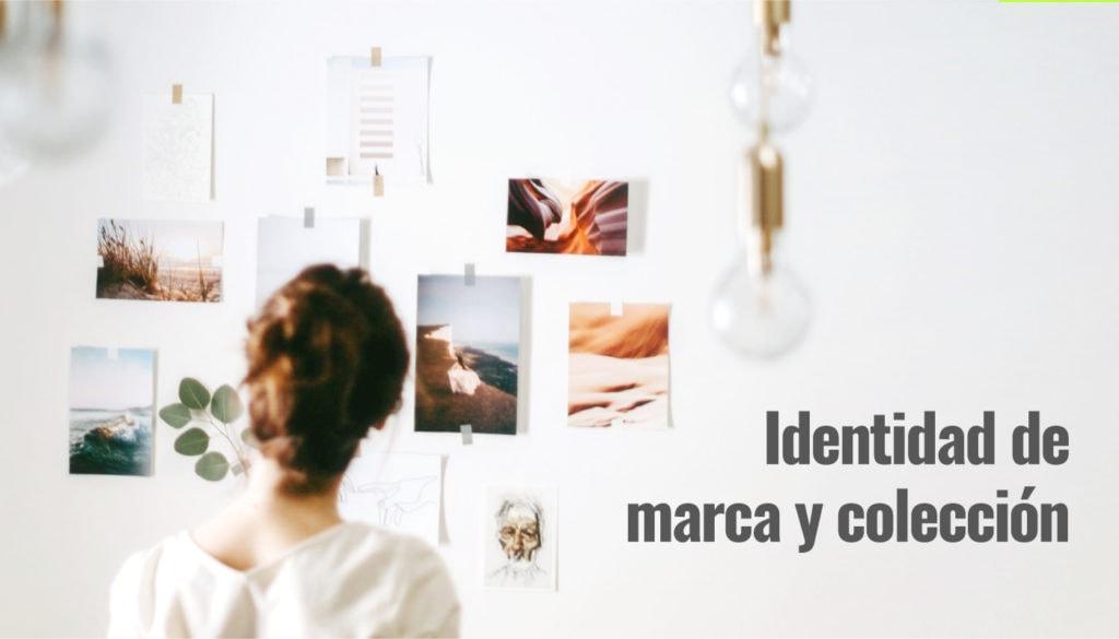 Identidad de marca y colección