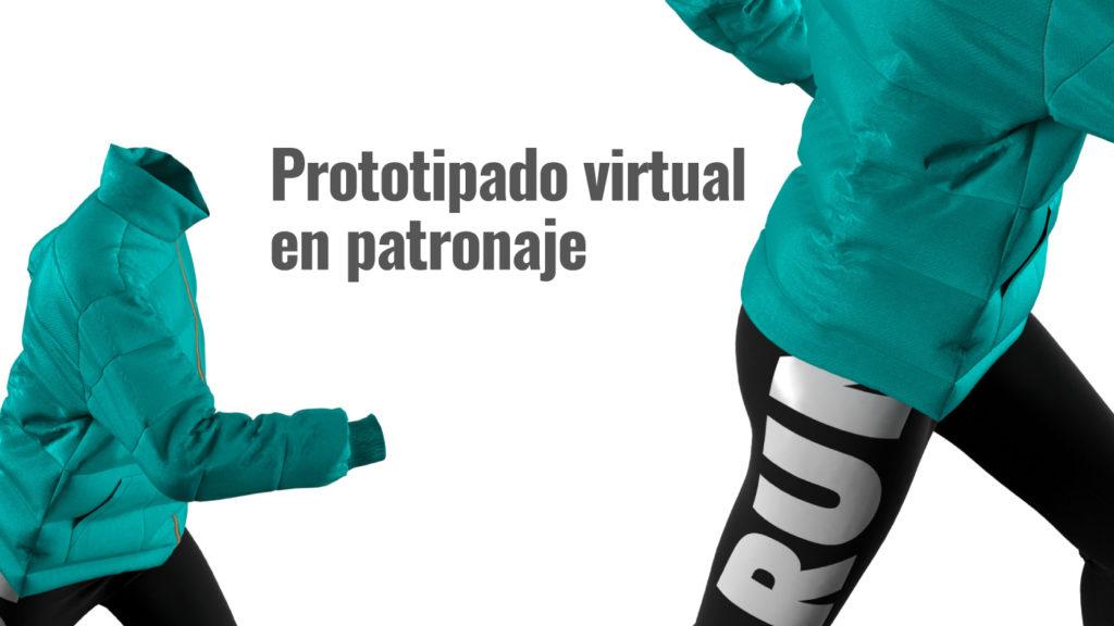 Prototipado virtual en patronaje