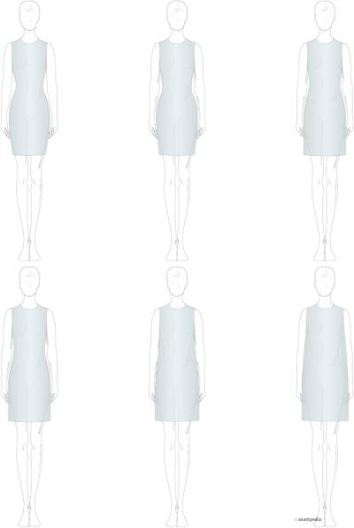 que es la holgura en indumentaria o en la industria de la moda