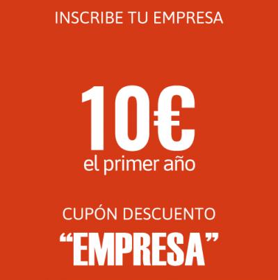 CUPON ESPAÑOL PARA ANUNCIO