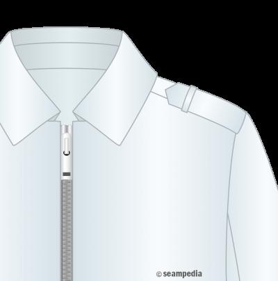 Charretera Epaulette chaqueta jacket