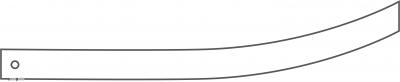 Curva sastre