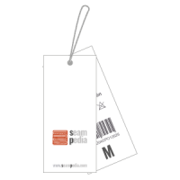 Etiqueta de carton