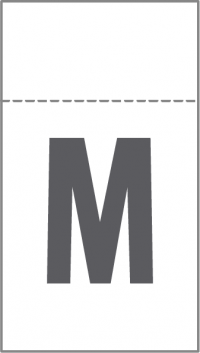 Etiqueta de talla 2