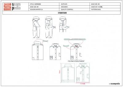 Ficha técnica de empaquetado