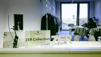 Lab de ZER Collection en el TecnoCampus