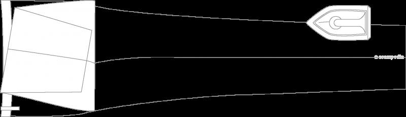linea de planchado del pantalon Ironing line of trouser