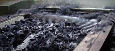 Materias textiles recicladas y sostenibilidad