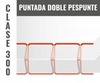 puntada de doble pespunte clase 300